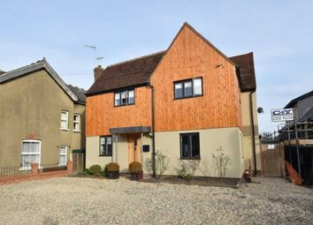 Thumbnail 4 bed detached house for sale in Hare Street, Buntingford