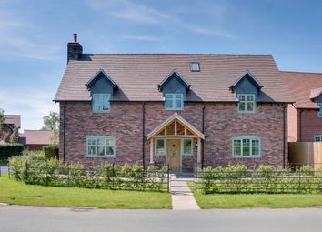 Thumbnail 5 bed detached house for sale in Main Street, Bishampton, Pershore