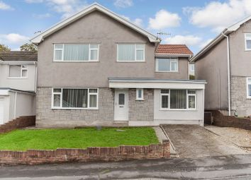 Thumbnail 4 bed detached house for sale in Pine Valley, Cwmavon, Port Talbot, Neath Port Talbot.