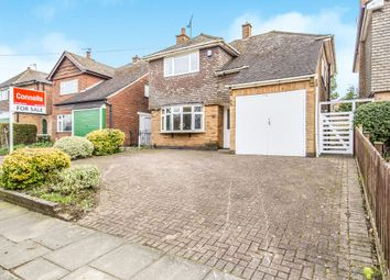 Thumbnail 4 bedroom detached house for sale in Asquith Boulevard, Leicester