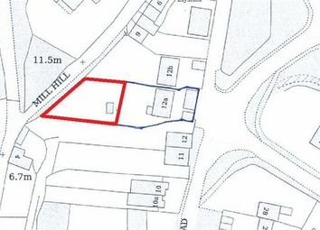 Thumbnail Land for sale in Off Mill Hill, Lostwithiel, Cornwall