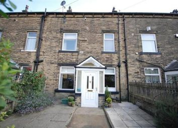 Thumbnail 2 bed terraced house to rent in Swires Terrace, Halifax