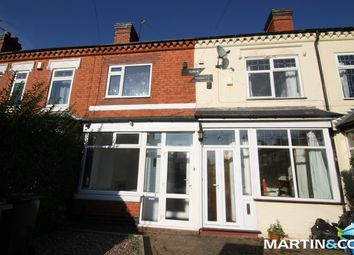 3 bed terraced house to rent in Hampton Court Road, Harborne B17