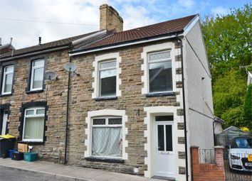 Thumbnail 3 bed end terrace house for sale in Gresham Place, Treharris