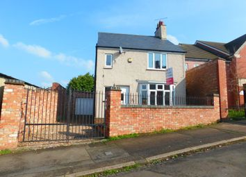 Thumbnail 3 bed detached house for sale in Lancaster Road, Kettering