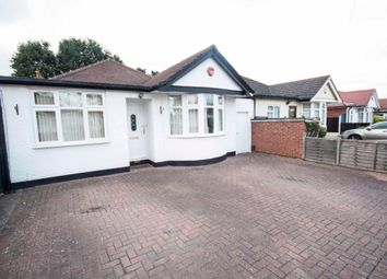 Thumbnail 4 bed bungalow for sale in Woodford Cresent, Pinner, Middlesex