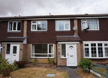 Thumbnail 3 bed terraced house for sale in Manor Road, Nuneaton