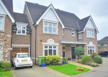 Thumbnail 4 bed town house for sale in Sibley Close, Bromley