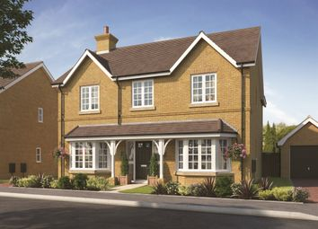 Thumbnail 5 bed detached house for sale in Holwell Road, Pirton, Hitchin