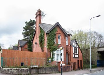 3 bed detached house for sale in Lake Road West, Roath, Cardiff CF23