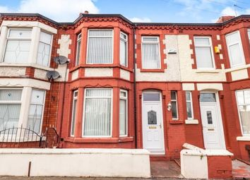 Thumbnail 3 bed terraced house for sale in Oakhill Road, Old Swan, Liverpool, Merseyside