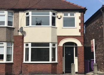 Thumbnail 3 bed semi-detached house to rent in Renville Road, Liverpool