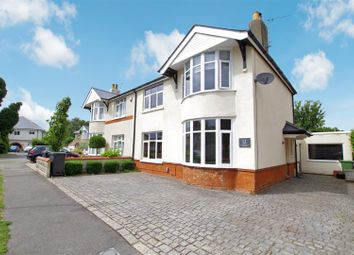 Thumbnail 3 bed semi-detached house for sale in Leamington Grove, Old Town, Swindon