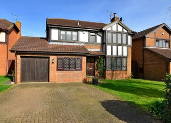 Thumbnail 4 bed detached house for sale in Monks Close, Canterbury