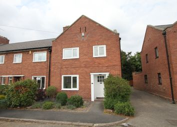 Thumbnail 3 bed end terrace house to rent in Westminster Green, Handbridge, Chester
