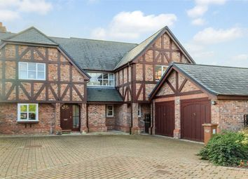Thumbnail 5 bed link-detached house for sale in Bryn Rhyd, Northop, Mold, Flintshire