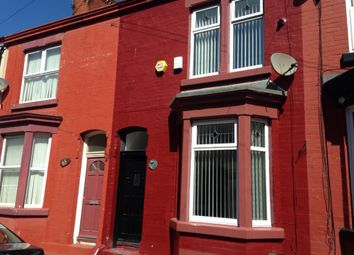 Thumbnail 4 bed terraced house for sale in Oxton St, Liverpool