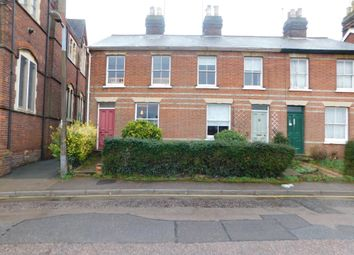 Thumbnail 2 bed end terrace house for sale in Stricklands Road, Stowmarket