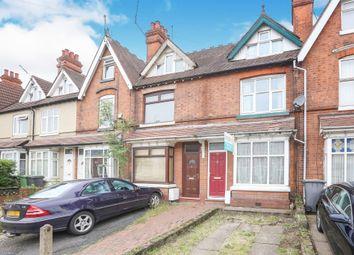 Thumbnail 3 bed terraced house for sale in Stourport Road, Kidderminster
