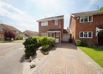 Thumbnail 3 bed link-detached house for sale in Wheelers Hill, Hook