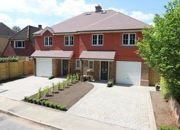 Thumbnail 4 bed semi-detached house for sale in Busbridge Lane, Godalming