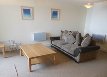Thumbnail 2 bed flat to rent in Breakwater House, Ferry Court, Cardiff Bay