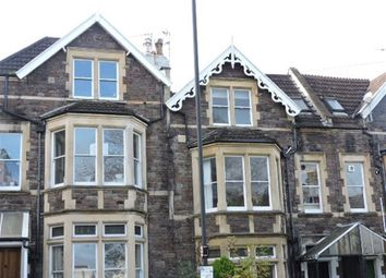 Thumbnail 6 bed flat to rent in Hampton Road, Redland, Bristol