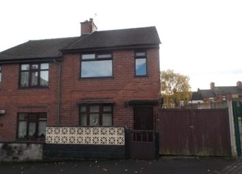 Thumbnail 2 bed property for sale in Bold Street, Hanley, Stoke-On-Trent