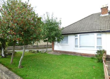 Thumbnail 2 bed semi-detached bungalow for sale in Hest Bank Road, Bare, Morecambe