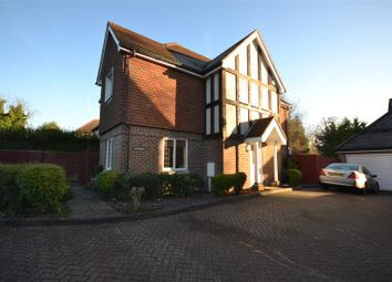 Thumbnail 4 bed detached house for sale in Birch Close, Banstead