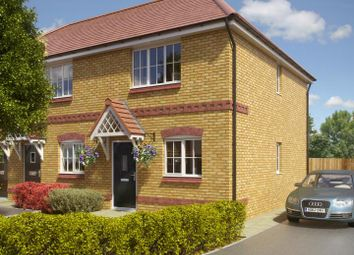 Thumbnail 2 bedroom semi-detached house to rent in Hamilton Square, Threadneedle Close, Atherton