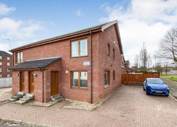 Thumbnail 2 bed maisonette for sale in Roman Road, Motherwell