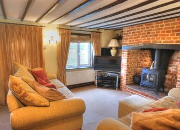 Thumbnail 4 bed cottage for sale in Brandiston Road, Cawston, Norwich