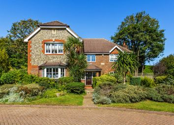 Thumbnail 5 bed detached house for sale in The Dell, Tadworth