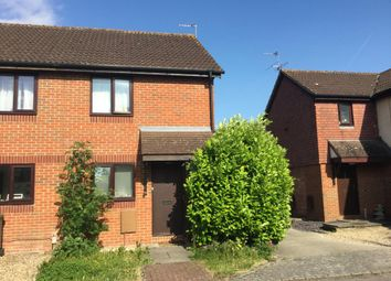 Thumbnail 2 bedroom end terrace house to rent in Balliol Drive, Didcot