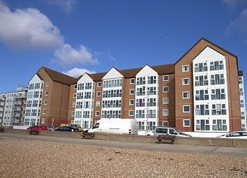 Thumbnail 1 bed flat to rent in Stratheden Court, The Esplanade, Seaford