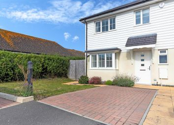 Friars Close, Peacehaven, Brighton, East Sussex BN10. 3 bed end terrace house