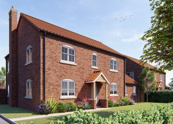 Thumbnail 4 bed detached house for sale in Cross Street, Sturton-Le-Steeple, Retford