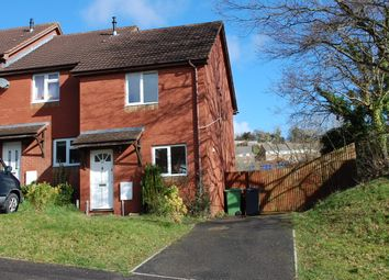 Thumbnail 2 bedroom end terrace house to rent in Cornflower Hill, Exwick, Exeter, Devon