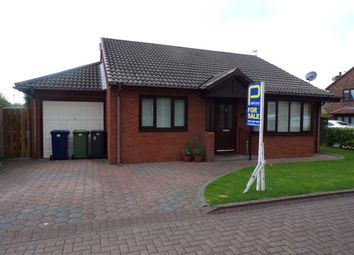 Thumbnail 2 bed bungalow for sale in Leander Drive, Boldon Colliery