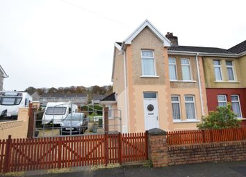 3 bed semi-detached house for sale in Mill Road, Pontllanfraith, Blackwood NP12
