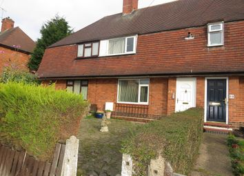 Thumbnail 3 bed terraced house for sale in Ventnor Rise, Nottingham