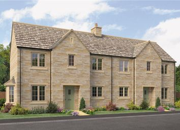 """Thumbnail 3 bed semi-detached house for sale in """"Willesley"""" at Quercus Road, Tetbury"""