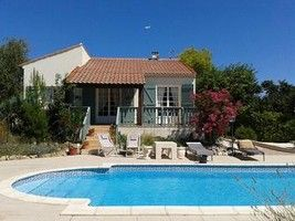 Thumbnail 4 bed villa for sale in Beziers, Languedoc-Roussillon, France