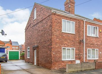 Thumbnail 3 bed semi-detached house to rent in Jacksonville, Goole