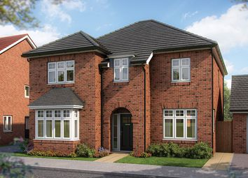 "Thumbnail 5 bed detached house for sale in ""The Birch "" at Beggars Bush Lane, Wombourne, Wolverhampton"
