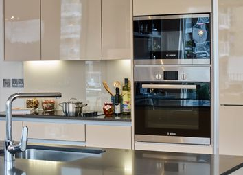 Thumbnail 3 bedroom flat for sale in Brentford Lock West, Durham Wharf Drive, London