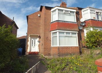 Thumbnail 3 bedroom semi-detached house for sale in Coventry Gardens, Newcastle Upon Tyne