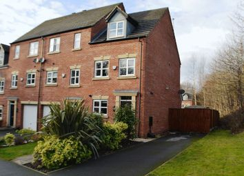 Thumbnail 3 bed semi-detached house for sale in Ann Street, Hyde