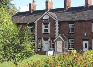 Thumbnail 2 bedroom terraced house to rent in Silver Terrace, Sandbach